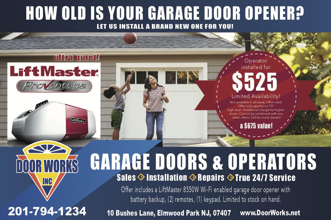 Door Works Inc Garage Doors For Your Home