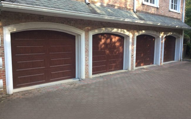 Clopay 4310 Garage Door Installation by Door Works, Inc.